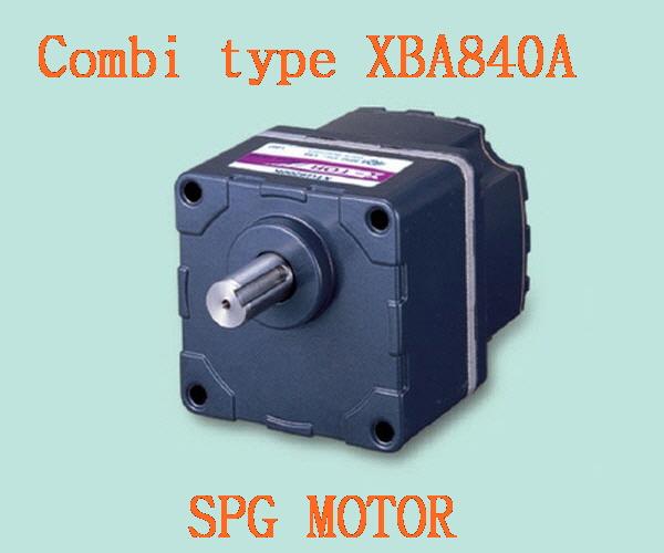 Combi type XBA840A