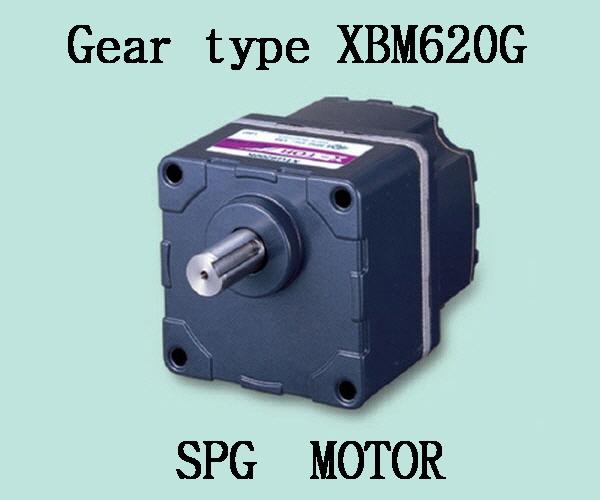 Gear type XBM620G