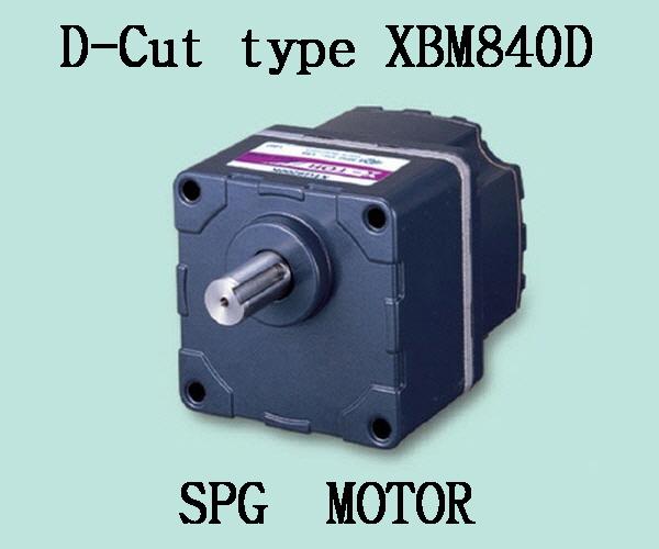 D-Cut type XBM840D